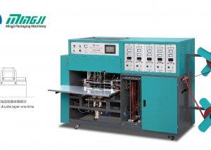 Máquina Automática de Sellado de Asas a No Tejidos