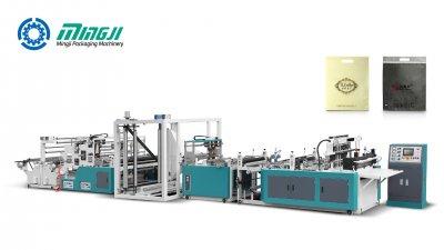Máquina Automática de Producción de Bolsa No Tejidas con Cremallera