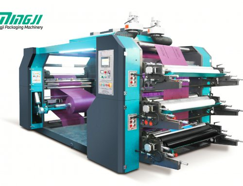MJPM-A – 3Colors Flexo Printing Machine