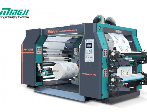 MJPM-B – 4Colors Flexo Printing Machine