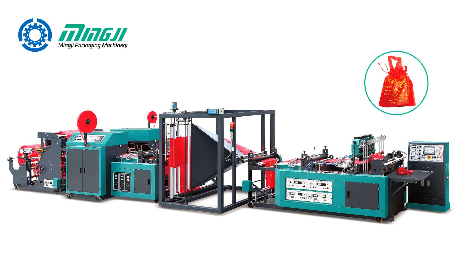 Máquina de Fabricación de Bolsas de Caramelo No Tejidas