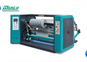 high speed nonwoven slitting machine
