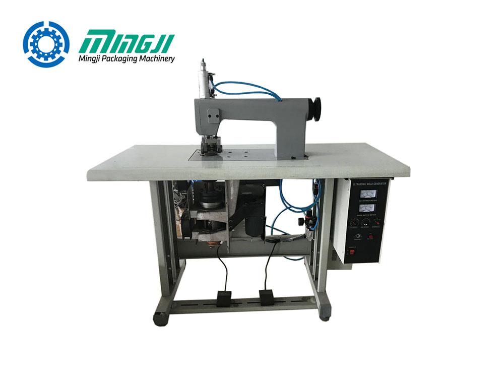 MJ-60-S Máquina Ultrasónica de Costura de Encaje