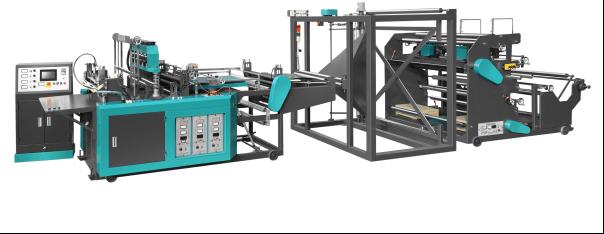 MJNB-1300 Non Woven Bag Making Machine