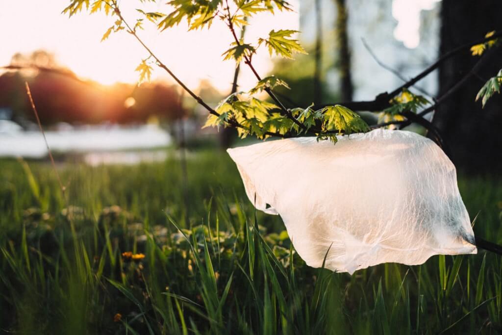 Plastik poşetler