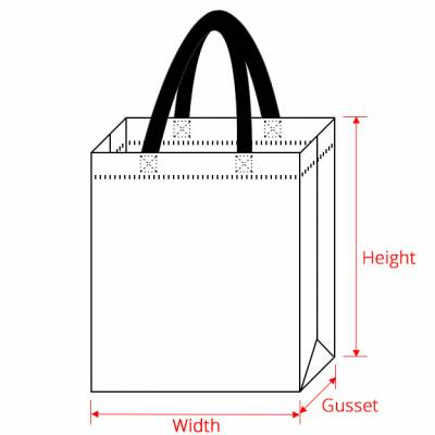 Measurement of box bag