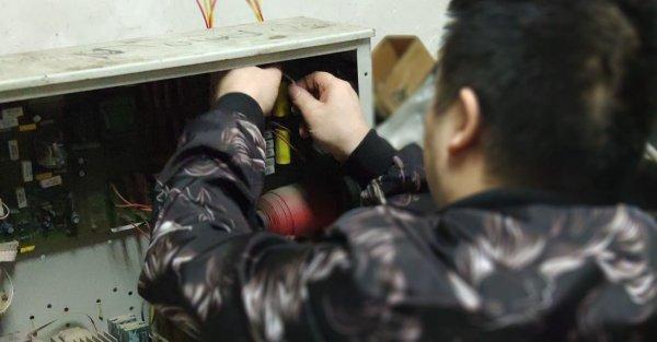 Repairing Ultrasonic Generator