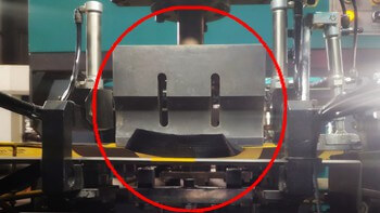 Sonotrodes for Handle Sealing